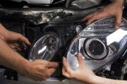 Installing Replacement Auto Part